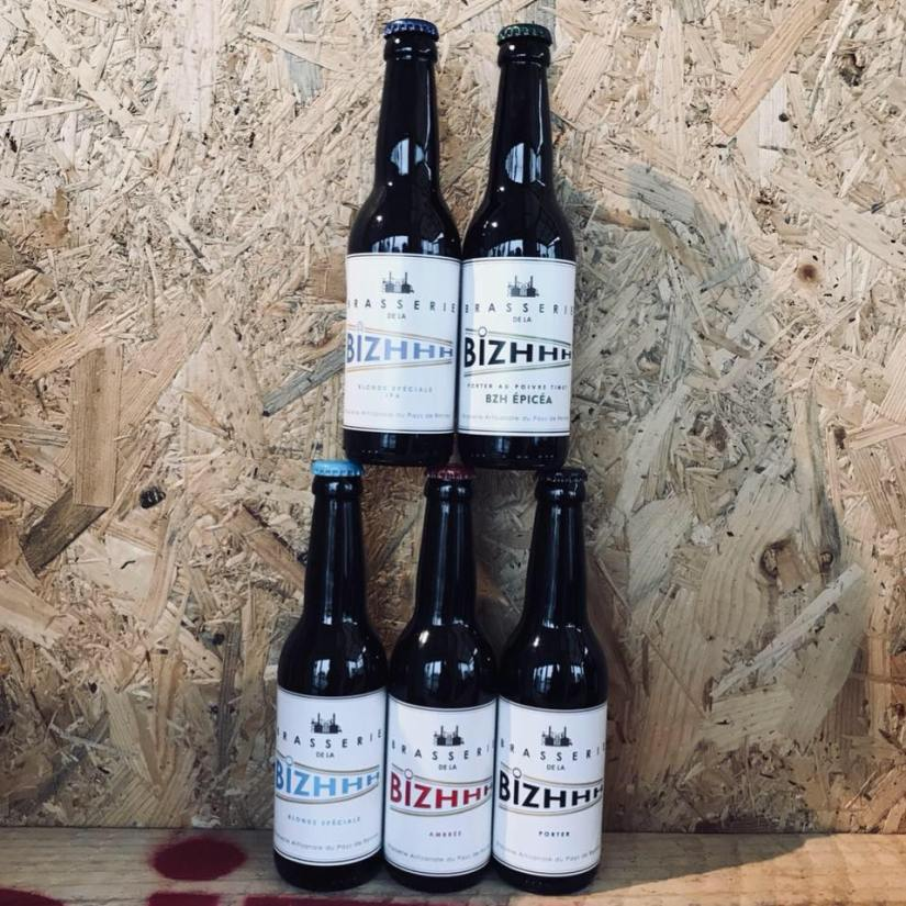 Bière brasserie de la Bizhhh
