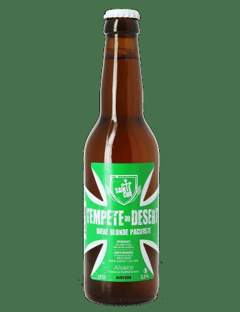 Bière Sainte cru tempête du désert