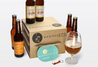 Abonnement bière MabièreBox