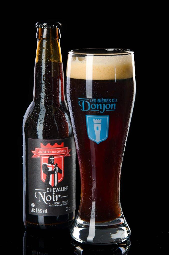Bière chevalier noir les bières du donjon