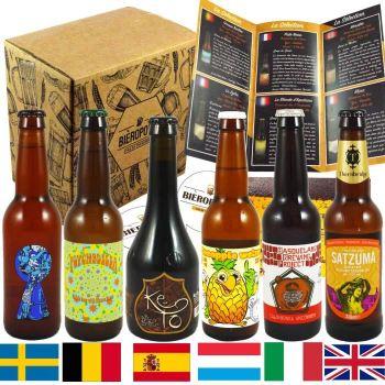 Coffret bière artisanale cdiscount