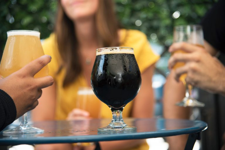 Brown beer