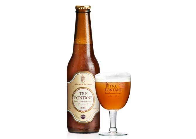 bière italie brasserie Tre Fontane