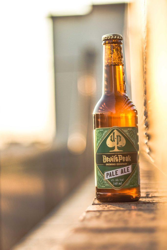 Pqle Ale bière à fermentation haute