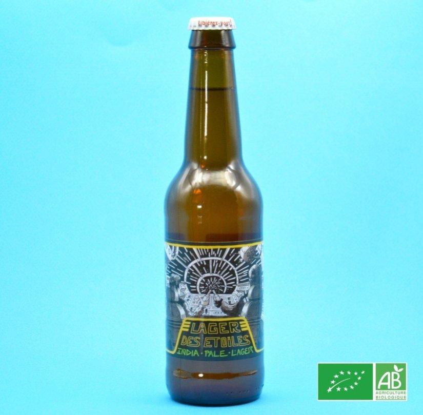 Bière Lager des étoiles