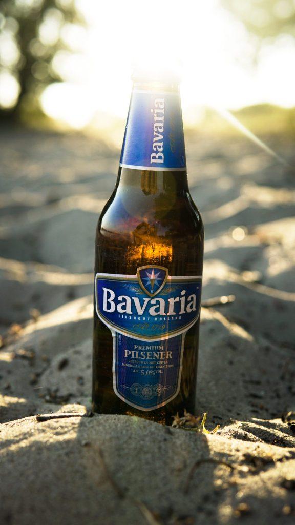 Une pilsner bière à fermentation basse