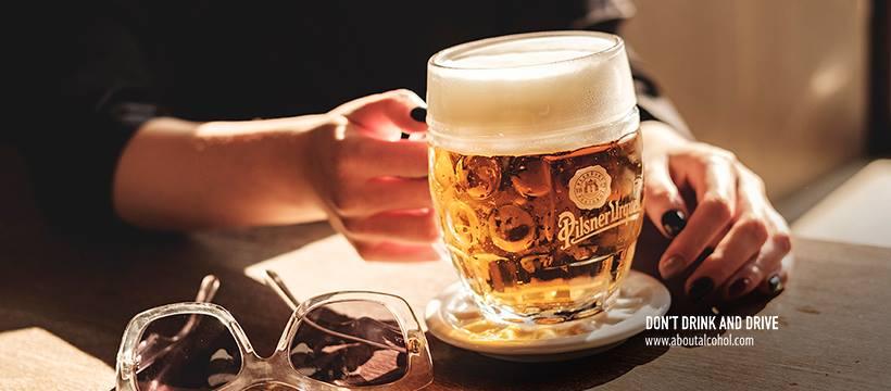 Bière Brasserie Pilsner Urquell