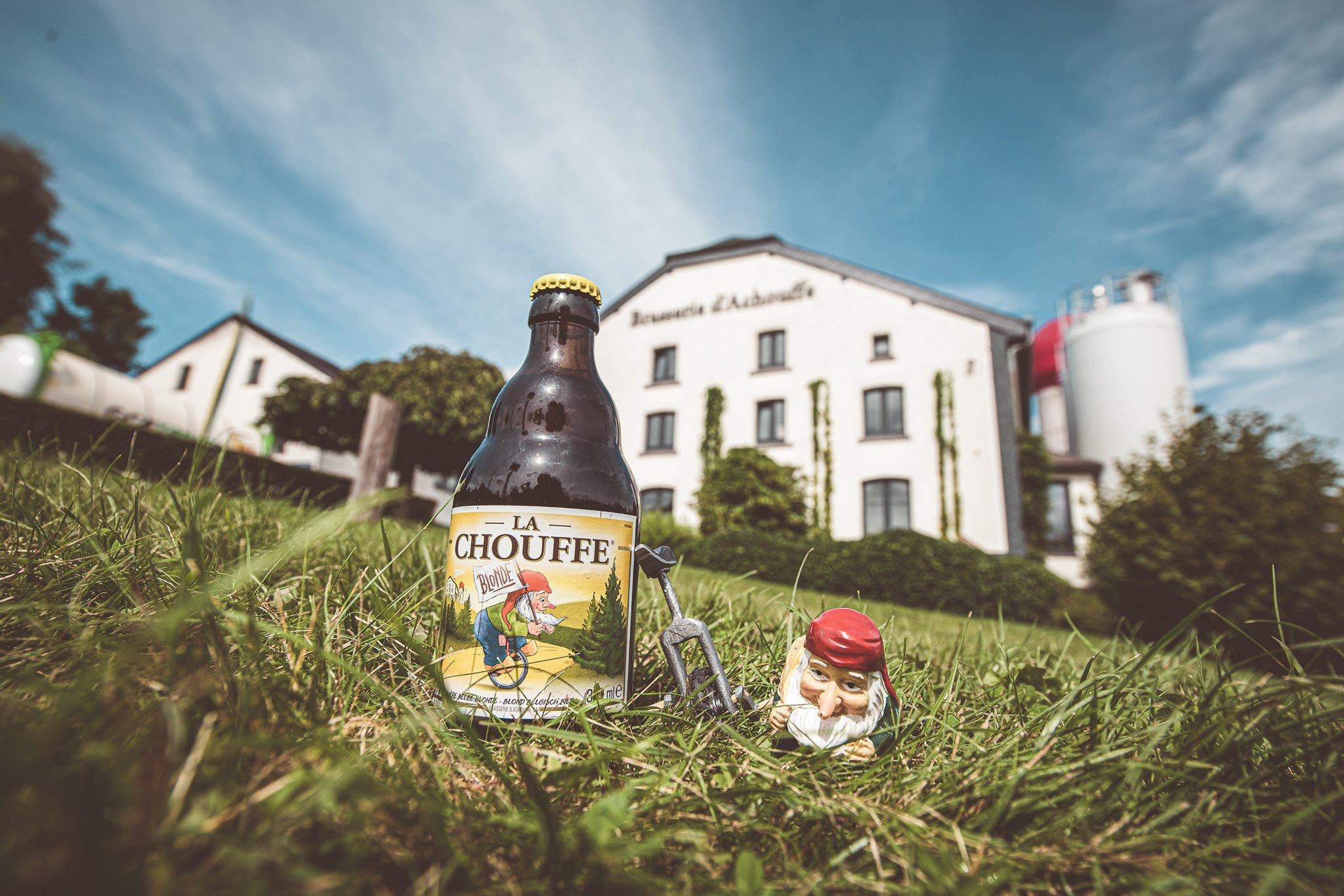 Bière Chouffe Brasserie d'Achouffe