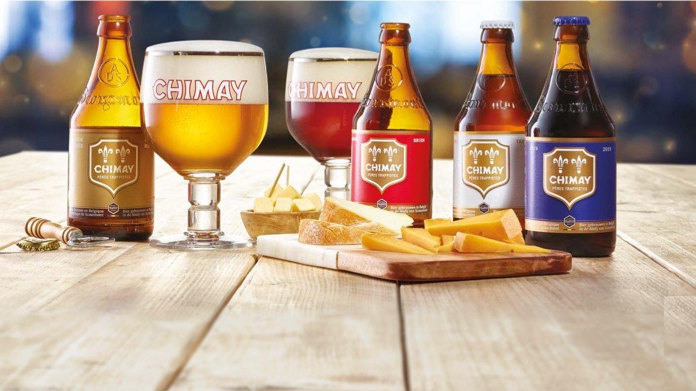 Bière brasserie Chimay