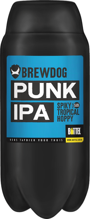 Fût 2 litres Brewdog Punk IPA