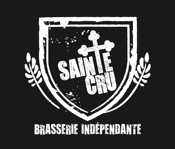 Logo brasserie Sainte Cru