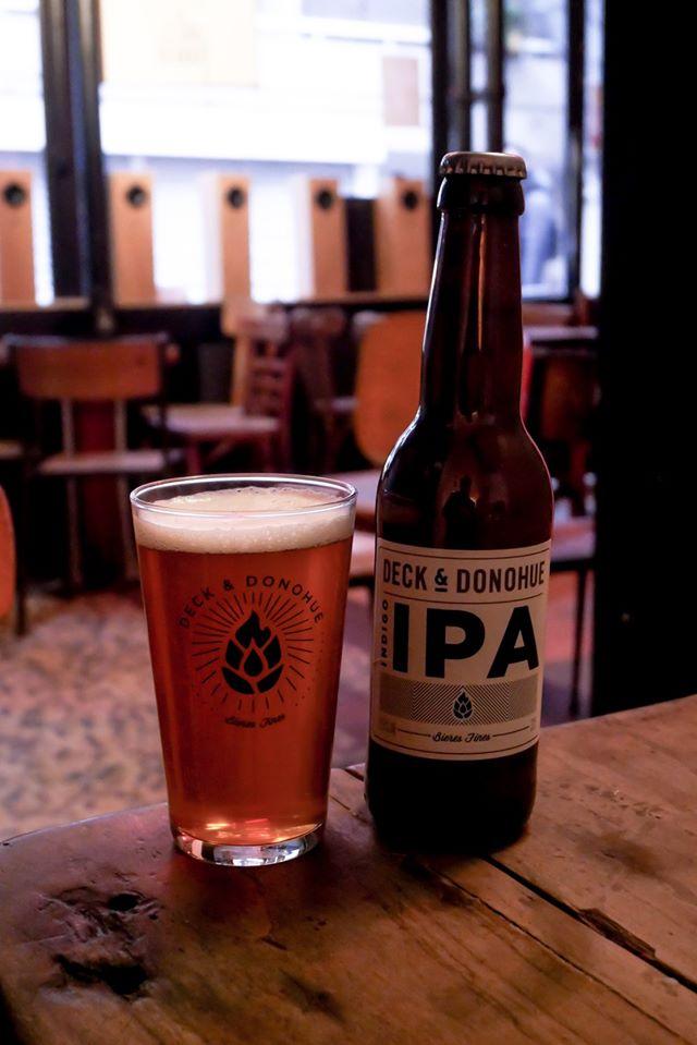 Bière IPA brasserie Donohue