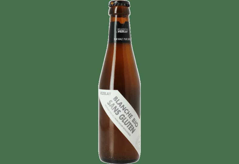 Bière blanche sans gluten