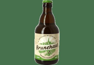 Bière belge Brunehaut blonde