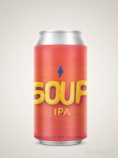 Bière Soup IPA Garaga Brewing Co