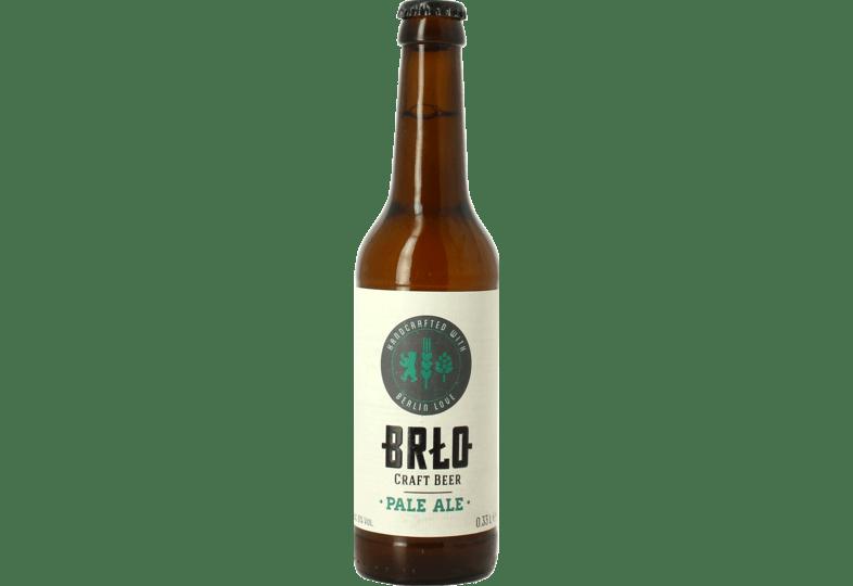 Bière Pale Ale Brlo