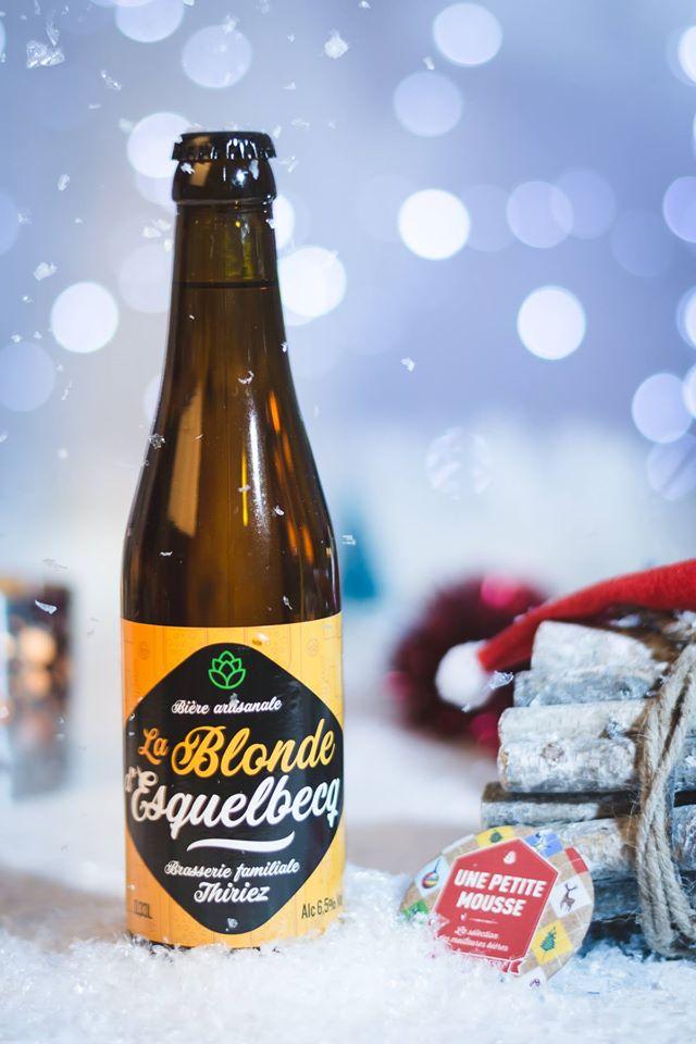 Bière blonde d'Esquelbecq