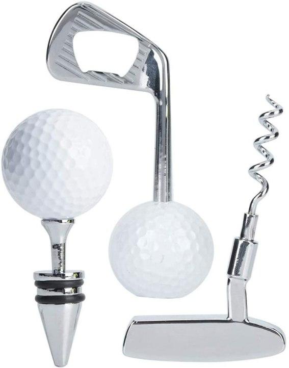décapsuleur golfeur