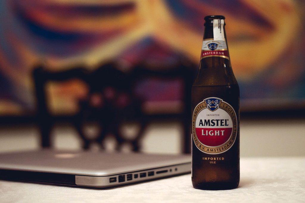 Bière Amstel Light