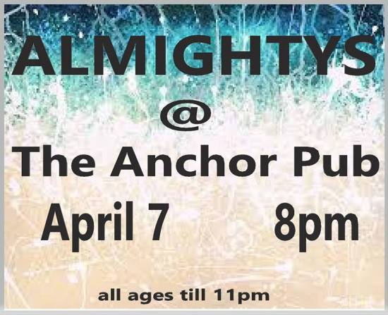 Almightys show #2