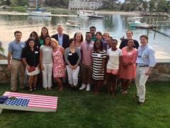 Summer Reception in CT