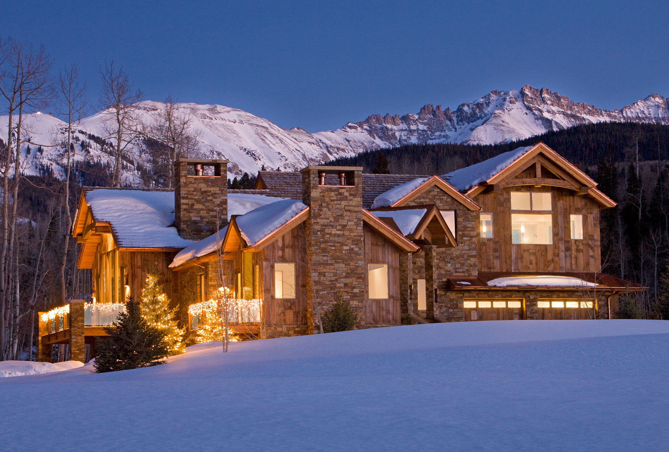 Brewster McLeod Telluride Architects