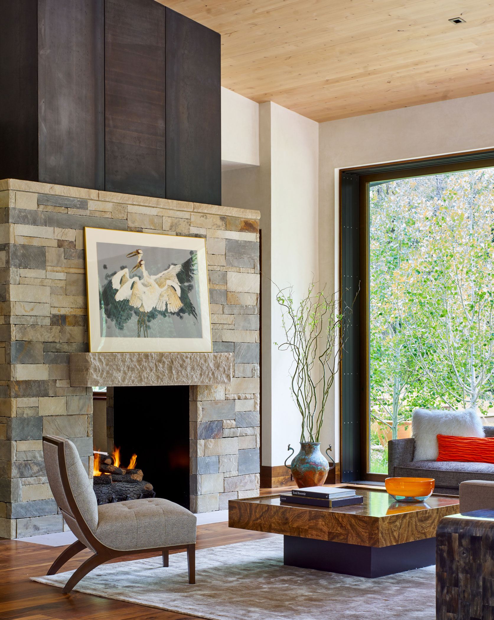 River Residence Brewster McLeod Aspen Architects