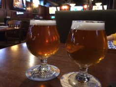 Half Acre Daisy Cutter (left) and Revolution Fist City