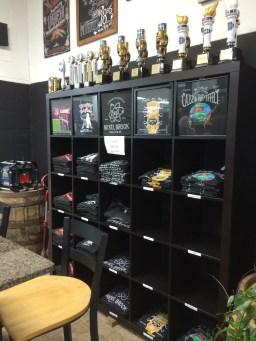 Awards and t shirts