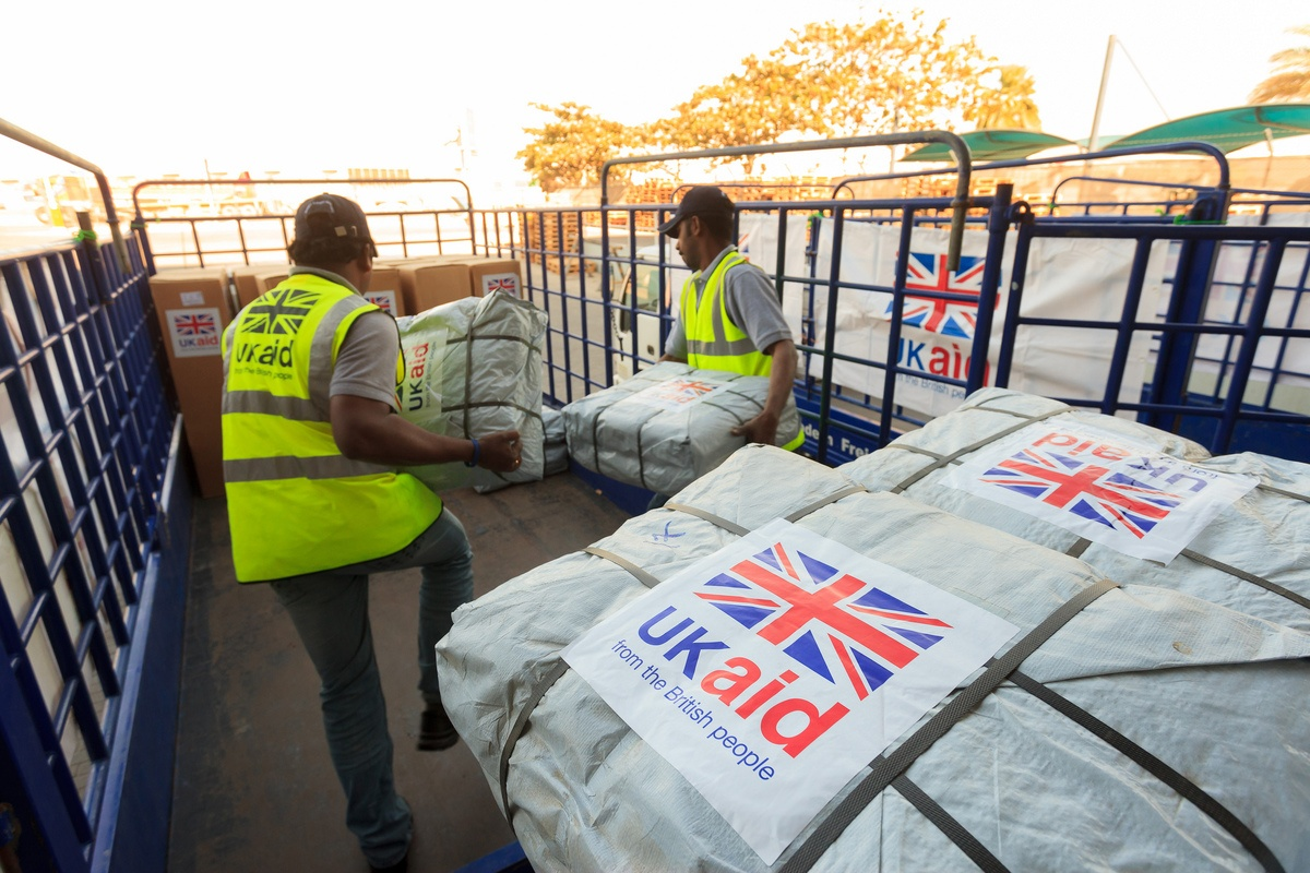 International aid will be even more important to our future trade success after Brexit