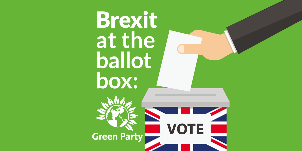 Podcast: Brexit at the ballot box: Green Party