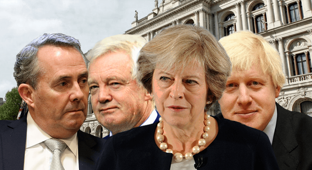May's 'most loyal Cabinet minister' to confront Johnson: Brexit News for Thursday 8 February