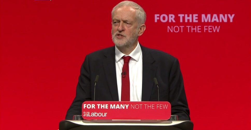 What Jeremy Corbyn said about Brexit in his Labour Conference speech