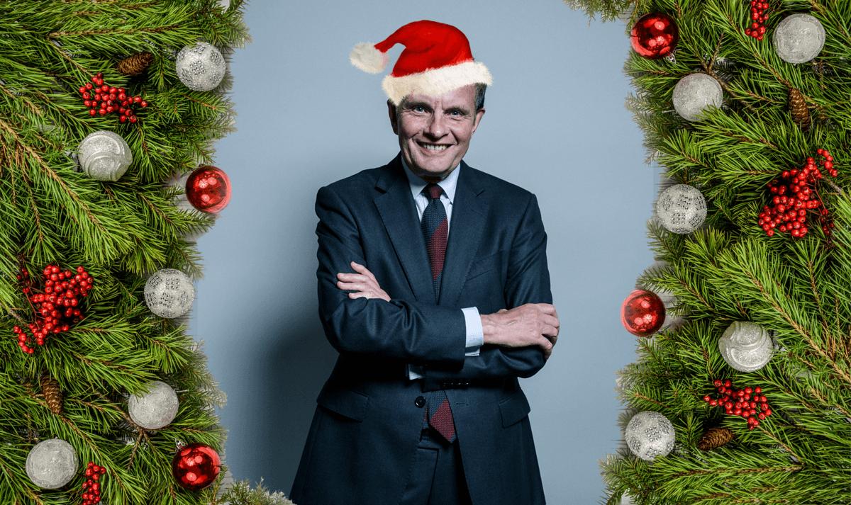 Happy Brexmas David Jones