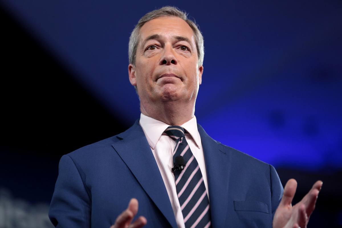 Sorry, Lord Adonis, but Nigel Farage was created by your pal Tony Blair (not the BBC)