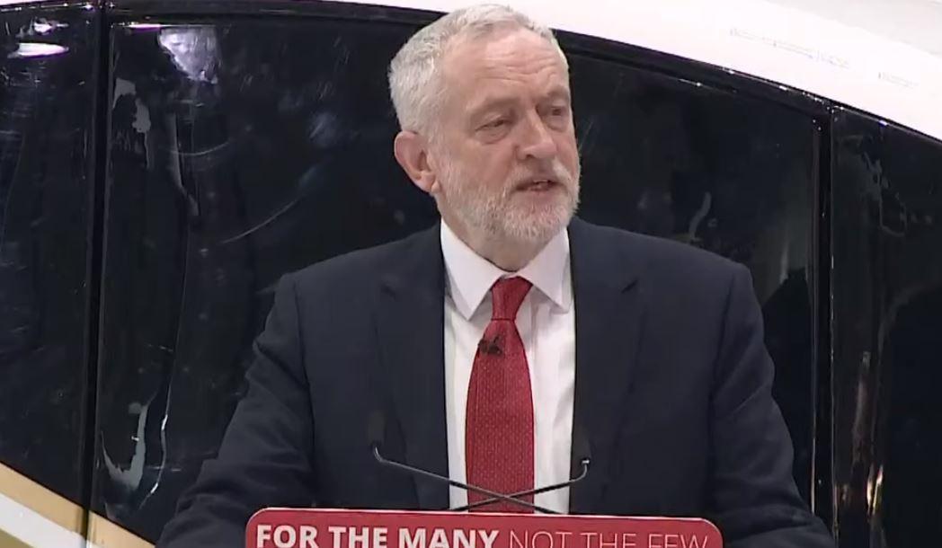 Corbyn says full single market membership not