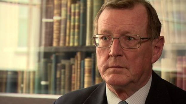 """Trimble: """"Rubbish"""" that Brexit will undermine Good Friday Agreement"""