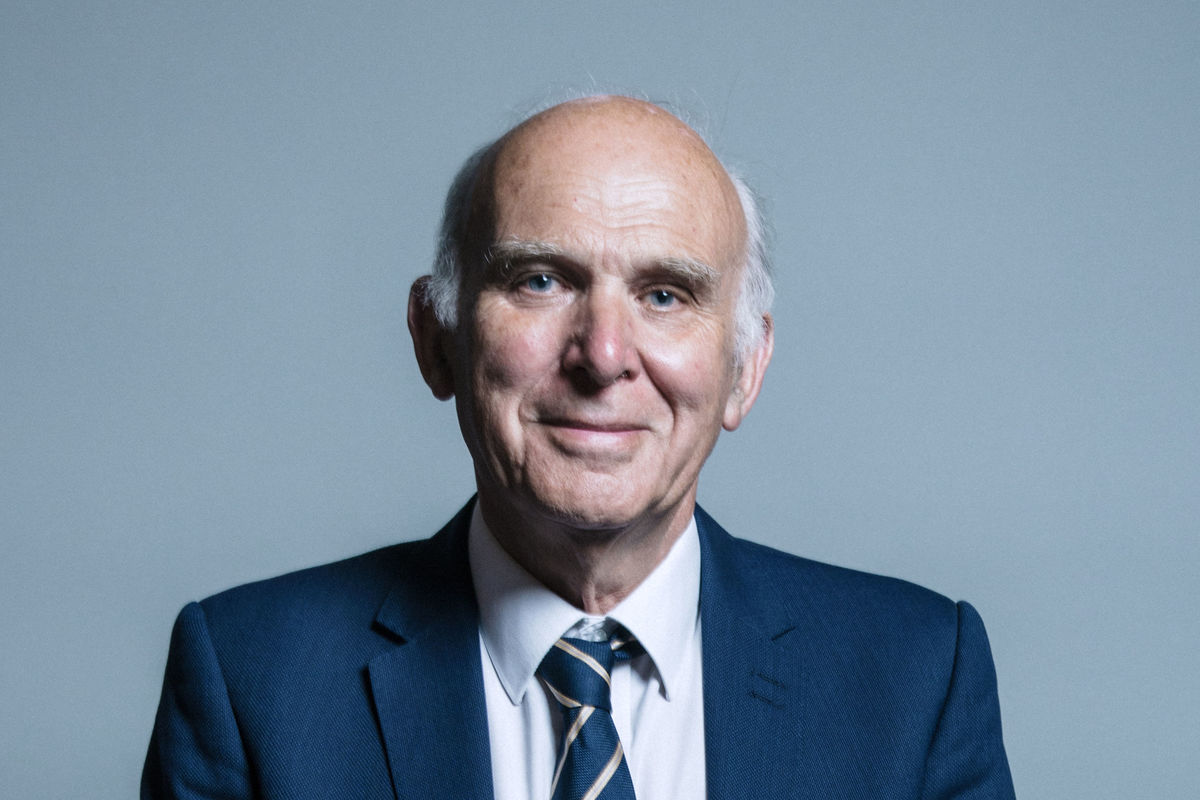 How dare Vince Cable come to my constituency to insult older voters