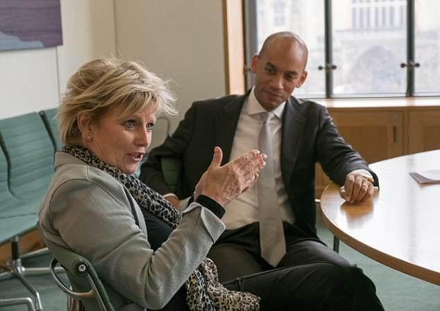 Give us a 'people's vote' on Brexit deal: Labour's Chuka Umunna and Tory Anna Soubry launch all-party alliance to challenge May's EU plan: Brexit News for Sunday 15 April