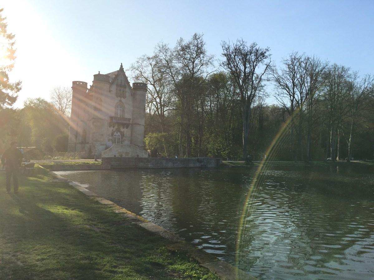 El castillo de la reina blanca