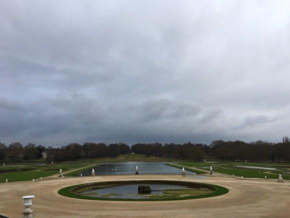 Chateau de Chantilly - Jardins de Lenotre