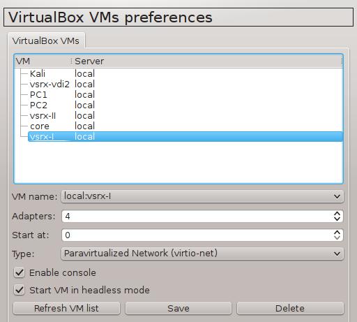 How to run Juniper Firefly Perimeter vSRX on GNS3 | Brezular's Blog