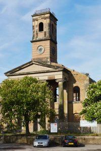 Dockyard Church: east front and vestibule (c) Matthew Andrews Dockyard Church: east front and vestibule (c) Matthew Andrews