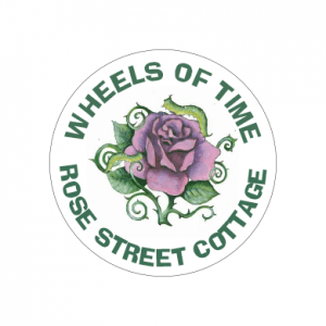 Wheels of Time Bronze Award Presentations at Rose Cottage for the Heritage Open Day's