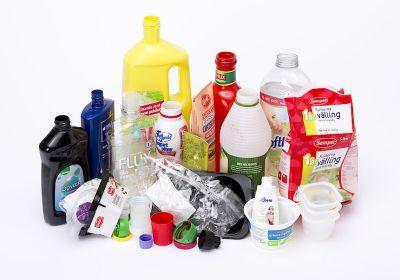 Utebliven hämtning av plastförpackningar felanmäld