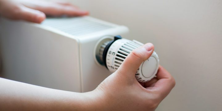 Höjd inomhustemperatur