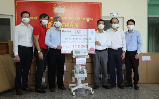 You are currently viewing Tập đoàn BRG và SeABank hỗ trợ 18 tỷ đồng cho Thừa Thiên Huế, Tp.Đà Nẵng và Bà Rịa – Vũng Tàu chống dịch