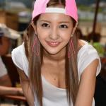 板野友美セクシービキニ水着写真公開! おっぱいがドンドン大きくなっている!!