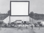 Benton's Big 4 Drive-In. Date and location are unknown.
