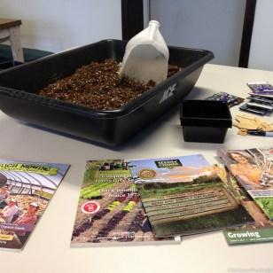 Seed Planting-Rodale Institute